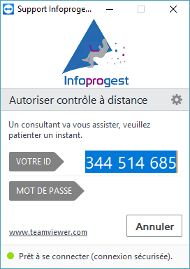 Assistance INFOPROGEST